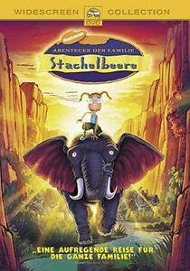 """25 x DVD """" Abenteuer der Familie Stachelbeere """",  Posten,Angebot,Kind,NEU & OVP"""