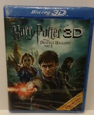Harry Potter and the Deathly Hallows: Part 2 3D (Blu-ray Disc, 3D)