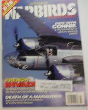 Airprogress Warbirds Magazine C-121C & French WITH ML February 1996 050515R