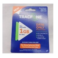 Tracfone Active Smartphone Refill Data 1GB - ONLINE Only