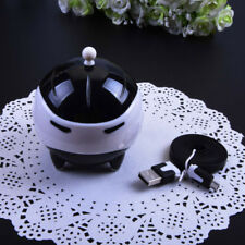 Contact Lens Washer Automatic Cleaner Cute USB Plastic Adorable Ball Clean Mask