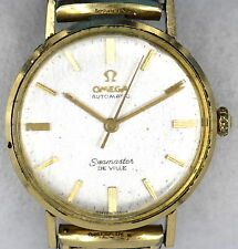 GENTS OMEGA SEAMASTER DEVILLE WRIST WATCH 17J CALIBER 550