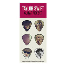 """TAYLOR SWIFT® """"RED"""" Guitar Pick Pack"""