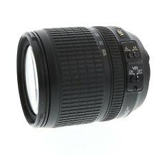 Nikon Nikkor 18-105mm F/3.5-5.6 G Aspherical ED IF DX AF-S VR AF Lens {67} - EX