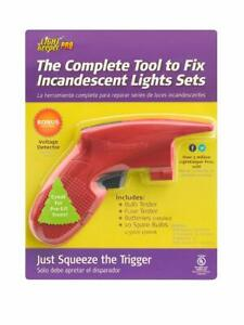 New Light Keeper PRO Gun Comp Repair Tool For Fixing Holiday Christmas Lights