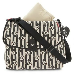 WDW Disney Mickey Mouse Diaper Bag By Babymel Brand New With Tags Other Rare