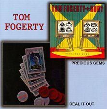 TOM FOGERTY Deal It Out and Precious Gems. VG+. John Rare CCR Bootleg