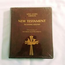 The New Testament - in Living Sound Dramatized with Music and Sound Effects - KJ