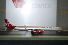 Gemini Jets 1:400 Virgin Atlantic Airbus A340-600 G-VSHY (GJVIR889) Die-Cast