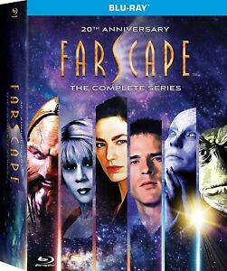 New Farscape:  The Complete Series (Blu-ray)