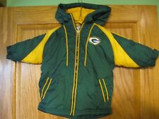 GREEN BAY PACKERS Child's Jacket-NFL Licensed-Football Apparel-WORLD CHAMPIONS!!