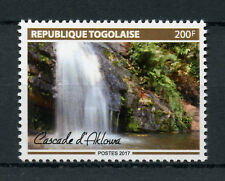 Togo 2017 MNH Cascade Aklowa Waterfalls Falls 1v Set Tourism Nature Stamps