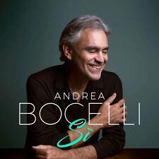 Andrea Bocelli - SI Standard Edition CD 2018