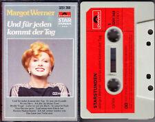MC Margot Werner - Und für jeden kommt der Tag - Polydor - Musikkassette