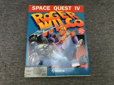 Space Quest IV: Roger Wilco and the Time Rippers (IBM PC/DOS, 1991) | Sierra