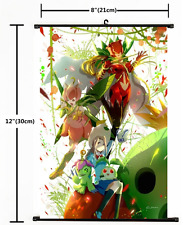 Anime Digimon Adventure Wall Scroll Poster cosplay 1665