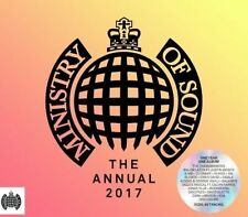 Ministry of Sound: The Annual (3-CD Set, 2017)