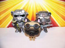 Funko Pop Fallout Dogmeat Brotherhood of Steel Power Armor Interplay