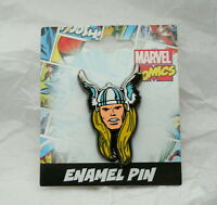 Marvel Comics Mighty Thor Enamel Pin New NOS MOC 2017 Lapel Hat