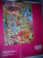 puzzle heye loup ryba mordillo bunnytown   1000 pieces