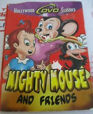 Mighty Mouse and Friends  DVD 10 Classic Cartoons