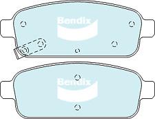 Genuine BENDIX Australia Bendix DB1990 General CT Disc Pad Set