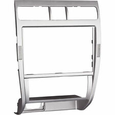 MARCO ADAPTADOR 2 DIN PARA SEAT LEON GRIS PLATA 1 / MK1, Fr, Cupra