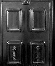4 Handmade, Natural, Plain Bar SOAP Moulds .... MOULDS 4 YOU ..... #M213
