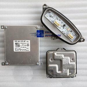 7PP941572AF For Audi Q2 Full LED Headlight Turn Signal DRL Control Module LH