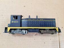 Athearn HO Santa Fe SW-1500 Dummy Locomotive #2418 (no bell w/kadee)