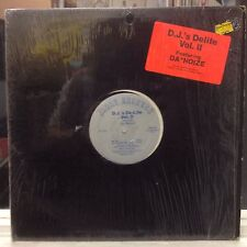 """[SOUL/EDM]~EXC 12""""~DA NOIZE~D.J's De-Lite Vol II~Get Up~Do You Want My Love~Got"""