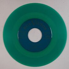 PEE WEE KING: Fire on the Moutain '49 RCA Victor GREEN VINYL Rare Early 45