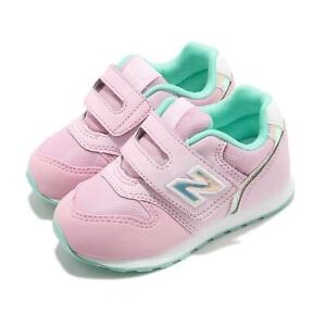 New Balance 996 Wide Pink Silver Green TD Toddler Infant Baby Shoes IZ996HPN W
