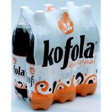 KOFOLA Original - Authentic Czech & Slovak soft drink 6 x 2L bottles - 12L total
