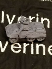 "Flames Of War USA M8 Armored Car ""Greyhound' 1/100 15mm FREE SHIPPING"
