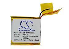 Cameron Sino For Jabra AHB302323 BT3030,Street2 100mAh / 0.37Wh