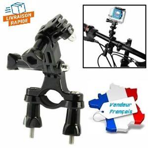 Fixation support vélo pour caméra GoPro Hero 4 - 3+ - 3 - 2 - 1