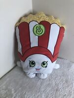 LARGE 44cm POPPY POPCORN SOFT TOY or PILLOW by SHOPKINS