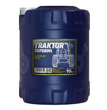 20 L MANNOL tracteur superoil 15w-40 D'Huile Huile 15w40 pour remorqueurs de tracteurs