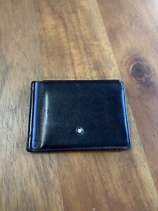 Mont Blanc Leather Meisterstuck Men's Wallet