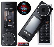 Samsung SGH X830 Black (Ohne Simlock) Mini Handy Kamera Bluetooth MP3 Rarität