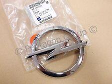 New Genuine Opel Astra J GTC mk6, Adam 3 Door Tailgate Badge Emblem 13389318
