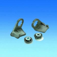 DOMETIC / ELECTROLUX Fridge Door Lock Kit Caravan / Motorhome     2412345601