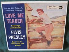 Elvis Presley EPA-4006 Love Me Tender EP Germany NM Mid 60's