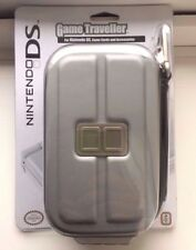 Nintendo DS Rigida Custodia Da Viaggio Per DS LITE E DSi-Argento