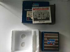 Nintendo Game & Watch Rain Shower MULTISCREEN - Boxed (foam + instructions) 1983