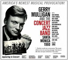 Gerry Mulligan And The Concert Jazz Band Santa Monica 1960.Guest Soloist: Zoot S