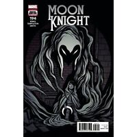 Moon Knight #194 Marvel Legacy 1st Print COVER A