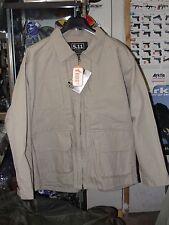 Tactical jacket 5.11 veste coton canvas taille XL khaki beige tan coyote sable
