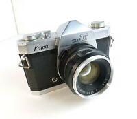 Kowa Model SET 35mm Camera for Parts or Repair [02]